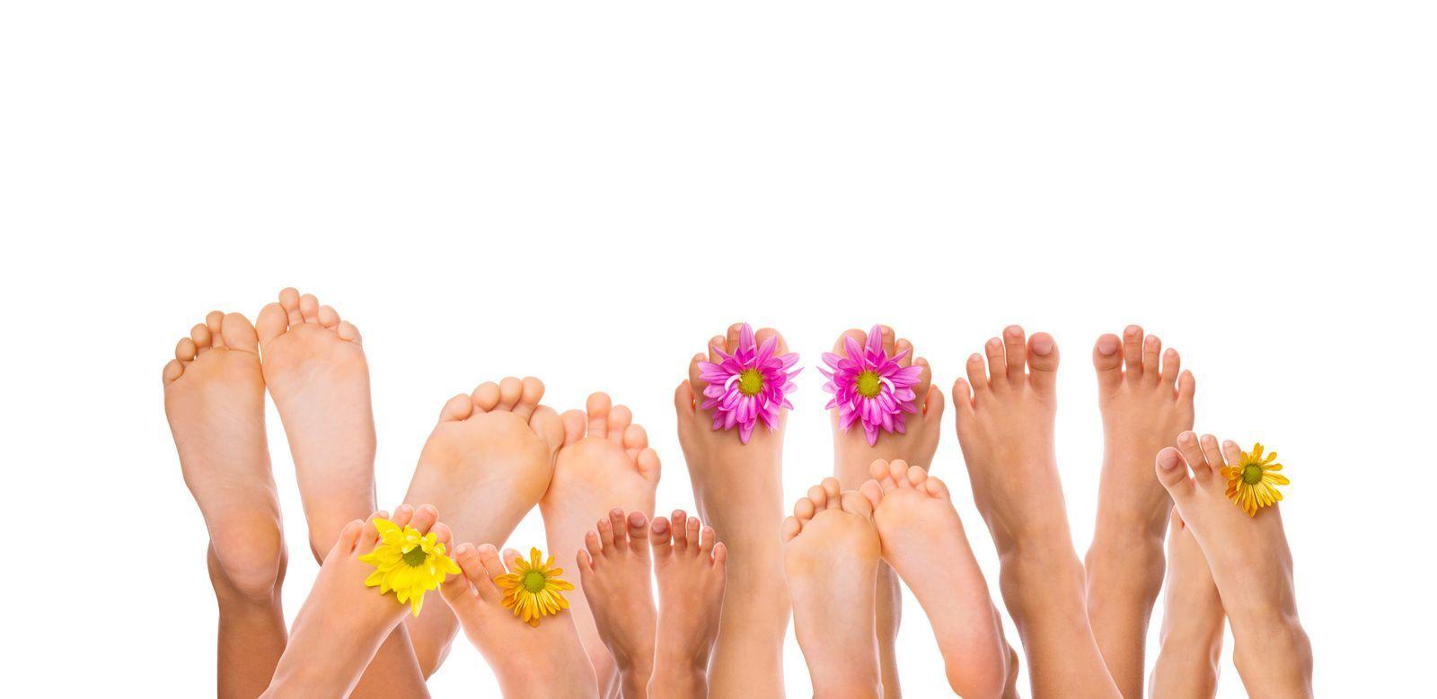 Schöne Füße - passend zur Flip-Flop-Saison